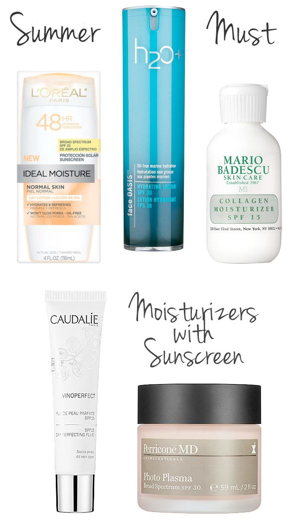 daytime face moisturizer