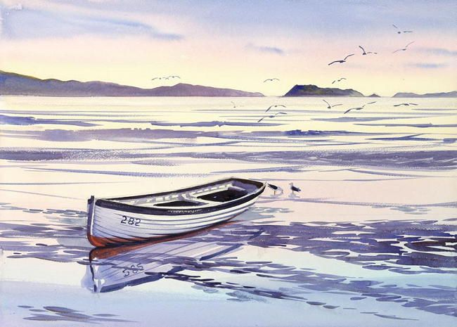 Alfred Memelink Watercolour Artist