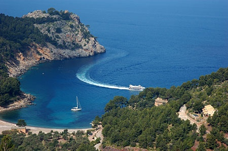 Puerto De Soller Mallorca Spain our July holiday