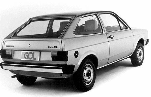 1980 VW Gol - Brasil