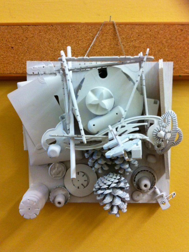 Louise Nevelson sculptures #art