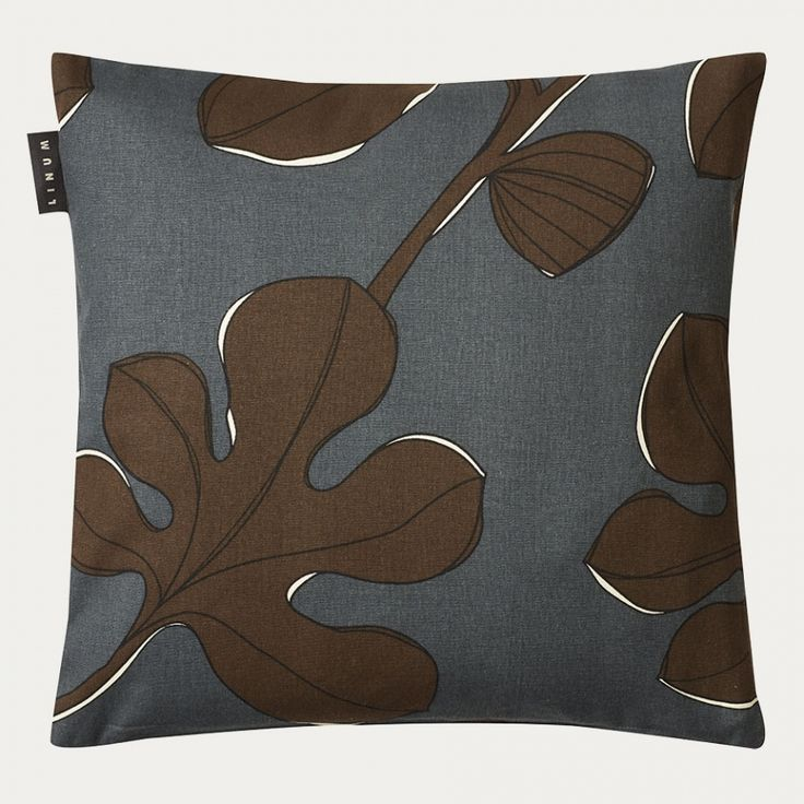 Mulholland Cushion Cover – Espresso Brown   Autumn   Collections   Cushion covers   Living   Linum