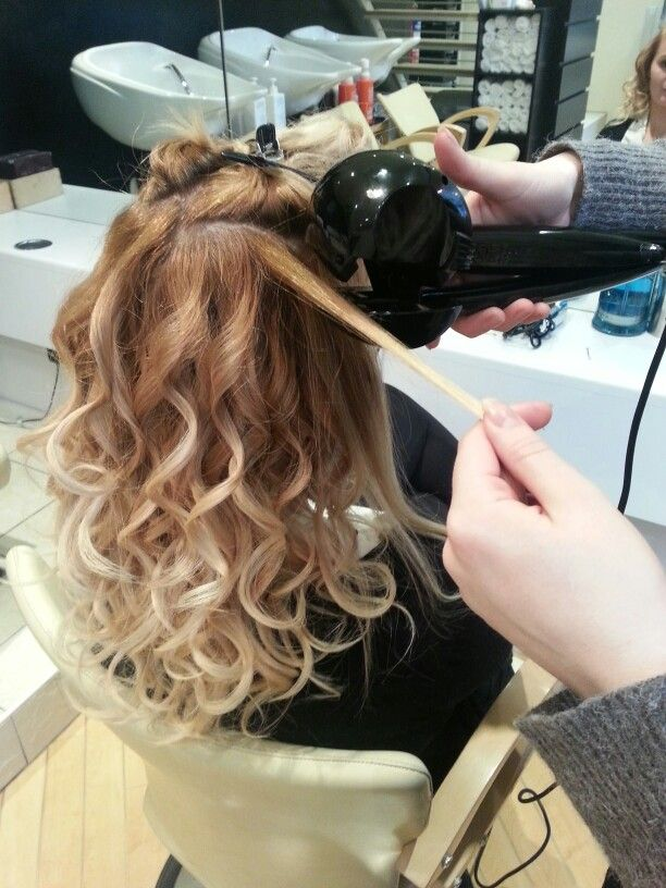 Babyliss pro curler Instagram.com/babyliss_moscow