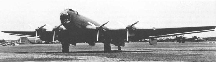 Junkers Ju.89V-2- прототип.