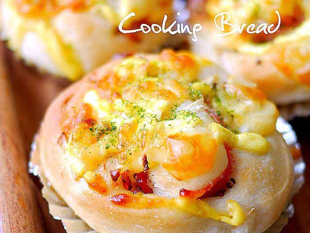 HB生地うちのランチ惣菜パン・おかずパンの画像