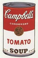 Andy Warhol 1928-1987  I use a large size for pens and markers