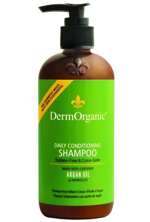 DermOrganic Daily Conditioning Shampoo 350ml i gruppen Hårvård / Ekologisk hårvård hos Bangerhead (DAG100)