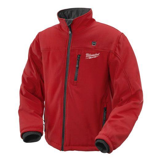 M12™ Cordless LITHIUM-ION Red Heated Jacket Kit | Milwaukee Tool