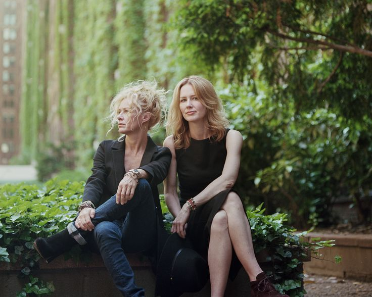 "Shelby Lynne and Allison Moorer Preview Not Dark Yet with New Track ""Is It Too Much"""