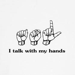 American Sign Language ♥ I'm learning to and discovering a culture that amazes me