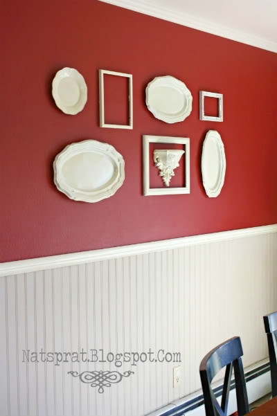 66 best thrift store ideas images on pinterest shop for What kind of paint to use on kitchen cabinets for route 66 wall art