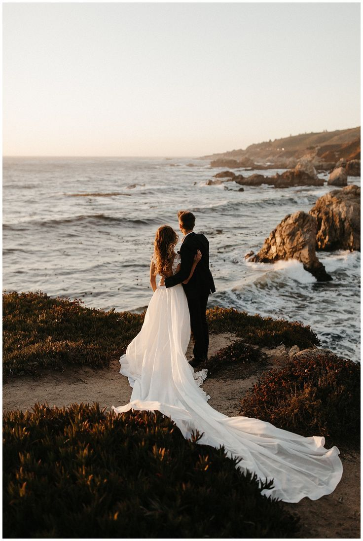 Big Sur California Wedding Big Sur California Wedding Photographer California California Wedding Photographers Beach Wedding Photos California Beach Wedding