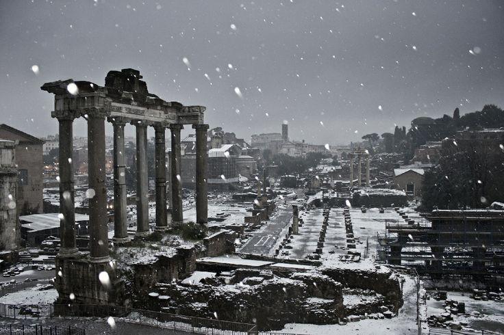 Neve a Roma http://www.ragusanews.com/foto-ragusa/valeria-simola