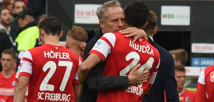 SC Freiburg relegated on the final day of the season.