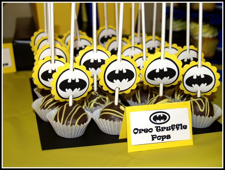 batman party | batman birthday party | Five To Nine