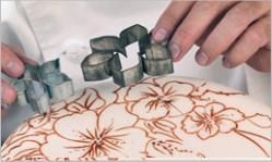 there are so many great tips on this site for decorating a cake, cupcake, ect!!!