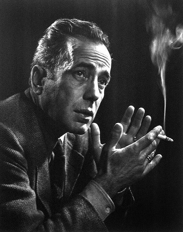 Humphrey Bogart - The Greatest Portraits Ever Taken By Yousuf Karsh - 121Clicks.com