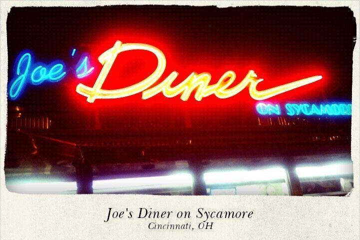 Joe's Diner on Sycamore