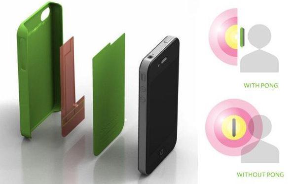 Pong case anti radiazioni