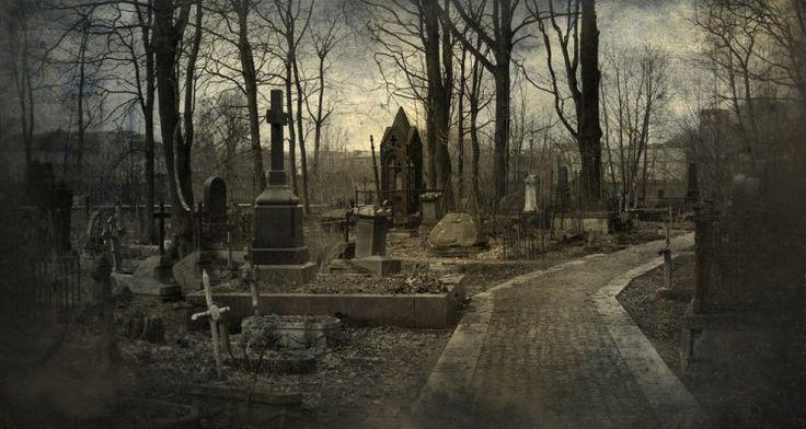graveyard death decomposition