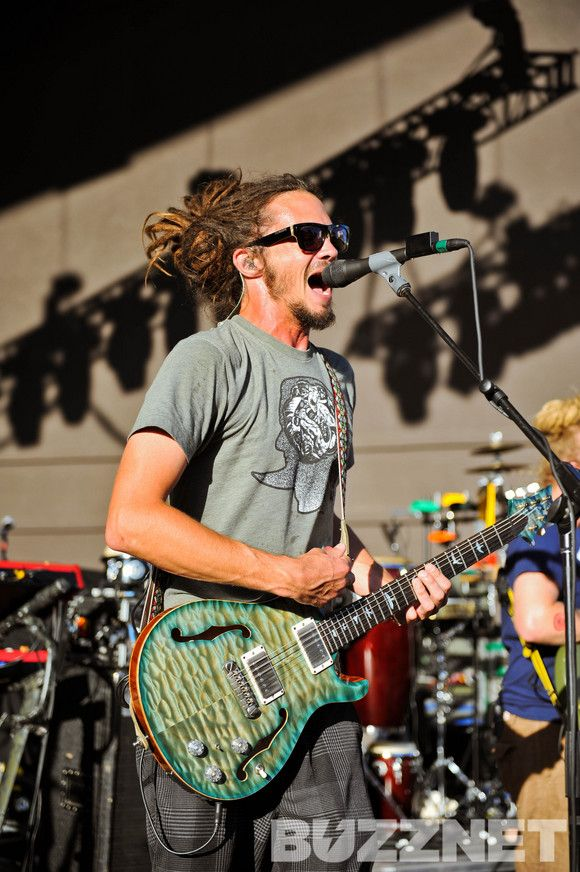 Jacob Hemphill from SOJA! You sure are a very gorgeous soul wrapped in a gorgeous body! <3