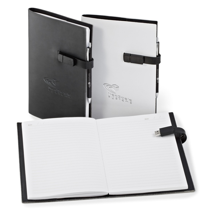 "USB Journal Combo – 6¼""x 95/8"""
