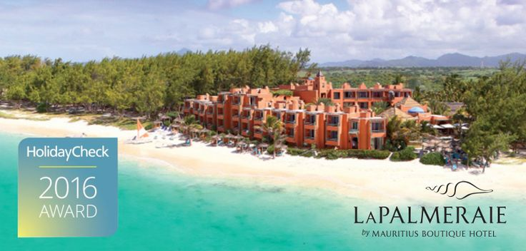 The sun is often shining at La Palmeraie Hotel, and this year again, we are shining bright through the assignment of the HolidayCheck Award 2016!