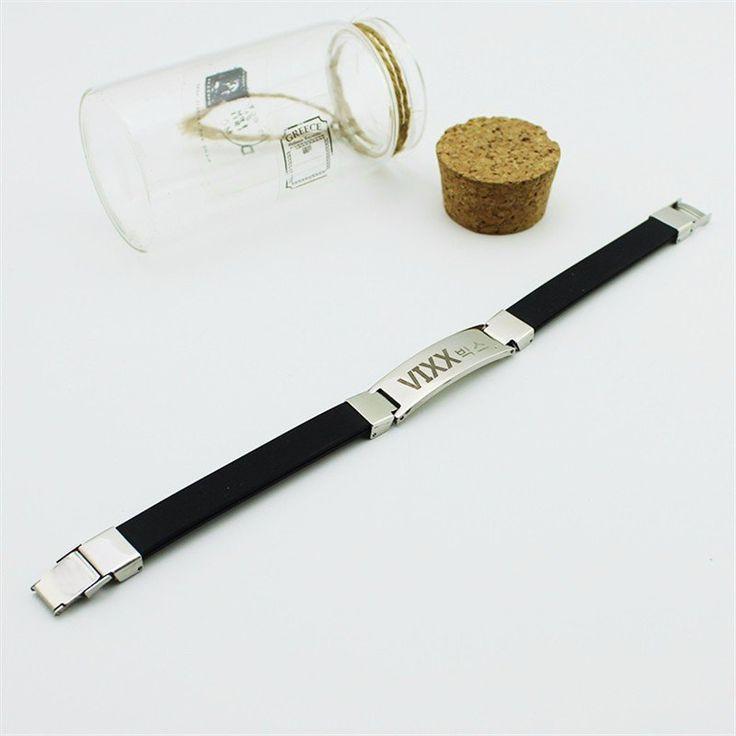 VIXX Boyband K-pop Jellyfish Entertainment Fashionable Wristband Bracelet #VIXX #Boyband #K-pop #Jellyfish #Entertainment #Fashionable #Wristband #Bracelet #Kidolstuff