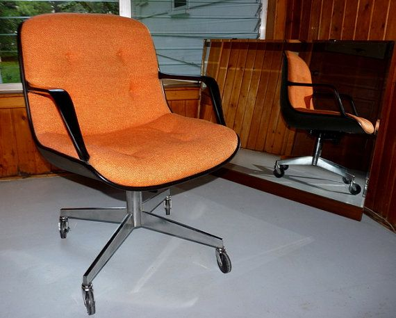Steelcase Vintage Chair Grey Fabric Oak Dining Chairs Office Swivel Decor I Like Pinterest Discover Ideas About
