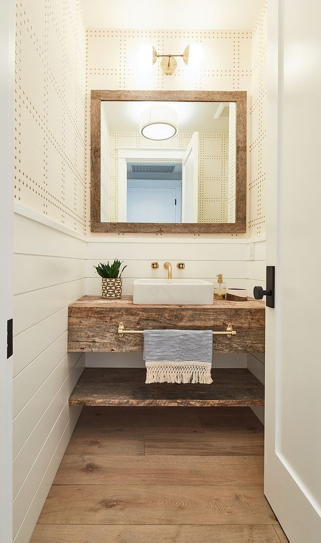 Interior Design Ideas California Coastal Home Home Bunch An Interior Design Luxury Homes Blog Guest Bathroom Small Bathroom Farmhouse Style Powder Room Vanity