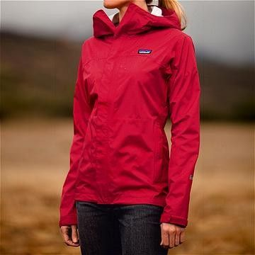 Patagonia Torrentshell Rain Jacket. A must have when hiking a fourteener.