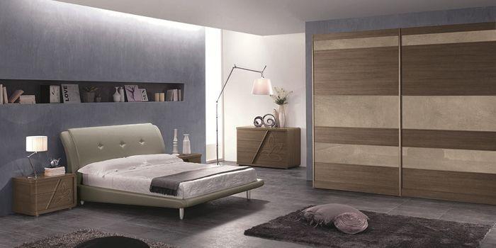 Mobilificio TreCi  collezione Opale 13  camera da letto  collezione ...
