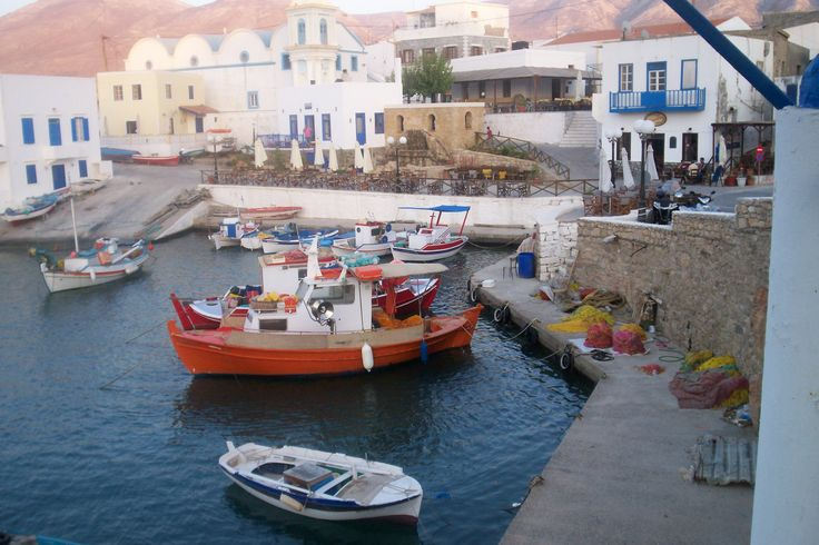 Kasos Island in the Dodecanese Greece
