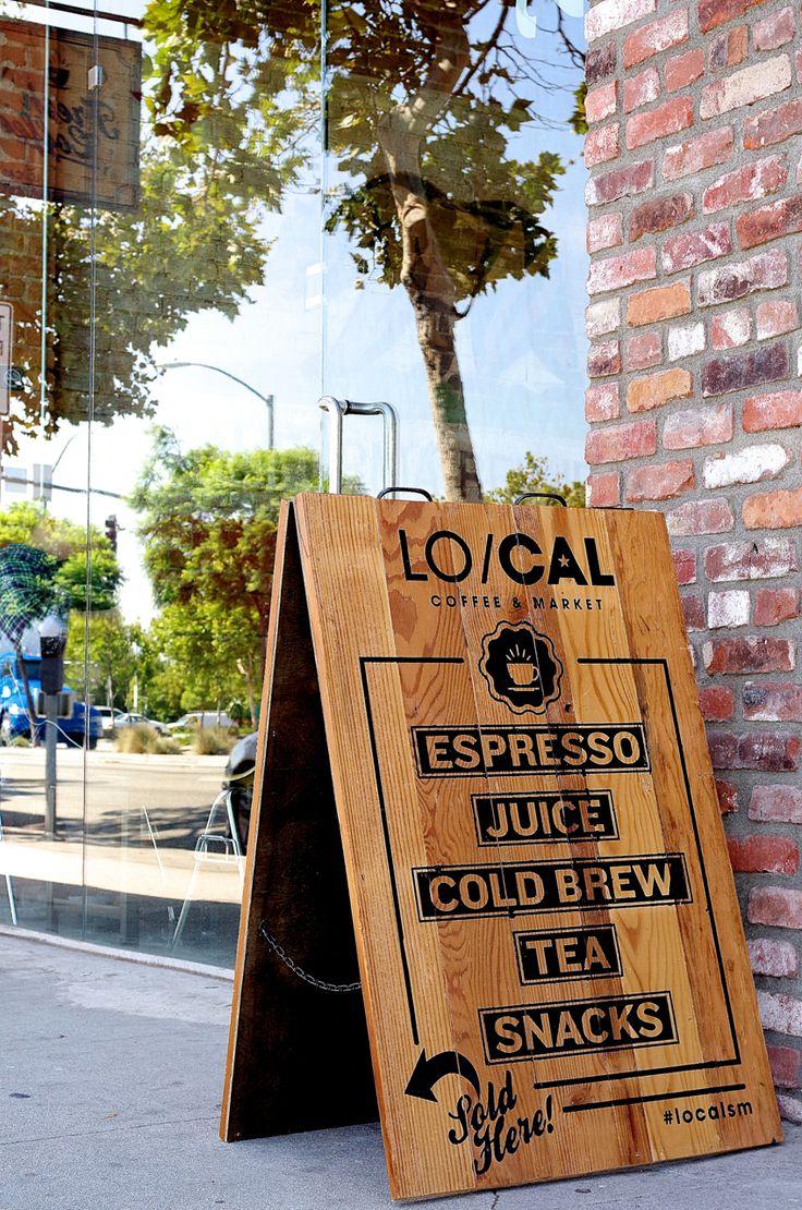 sidewalk sign - sandwich - a frame sign