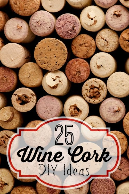 Do you save all of your wine corks? Here are 25 amazing wine cork DIY ideas for you to try! 25 Wine Cork DIY Ideas.