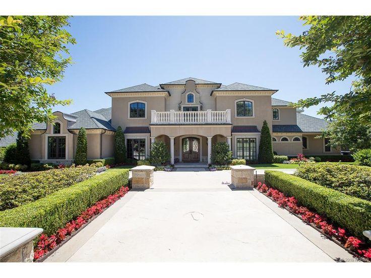 10921 South 69th East Avenue, Tulsa OK Expensive houses
