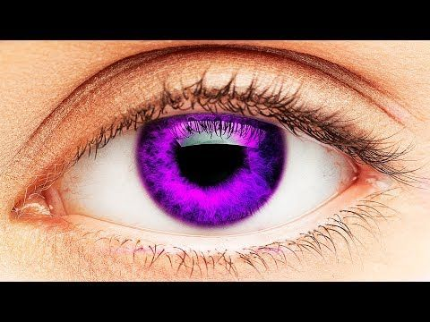 7 Rare Eye Colors People Can Have - YouTube | Rare eye