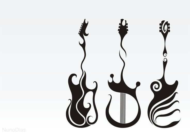 Guitar_Tattoo_by_NunoDias.jpg (800×566)