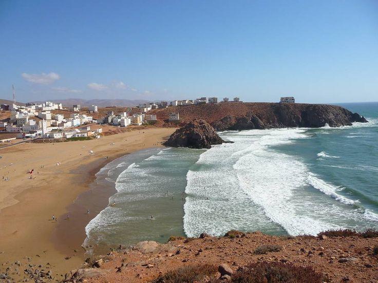 Sjekk ut dette utrolige stedet på Airbnb: The Big Blue, Mirleft, Morocco - Hus til leie i Mirleft