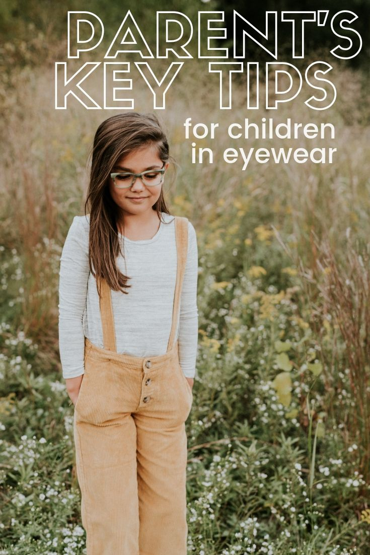 6708d41691 How to teach your children the importance of eyewear. Tips for parents to  help their kids keep their prescription glasses safe.