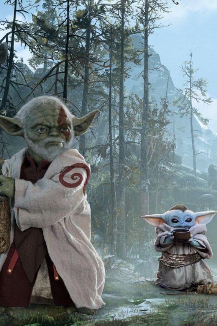 Baby Yoda in 2020 Star wars film, Disney star wars, Yoda