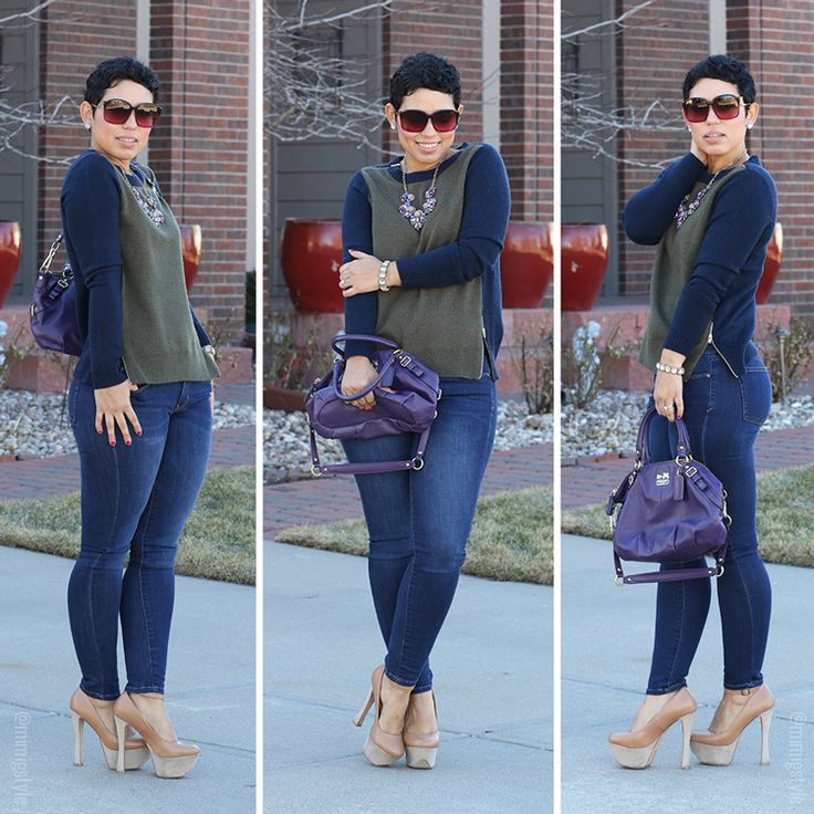 #OOTD SWEATER WEATHER - Mimi G Style