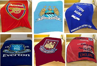 100% #official football club fleece blanket bed #throw liverpool chelsea #arsenal,  View more on the LINK: http://www.zeppy.io/product/gb/2/222328791966/