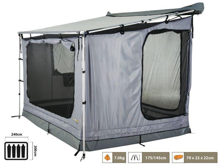 4x4 Awning Tent – Kakadu Camping