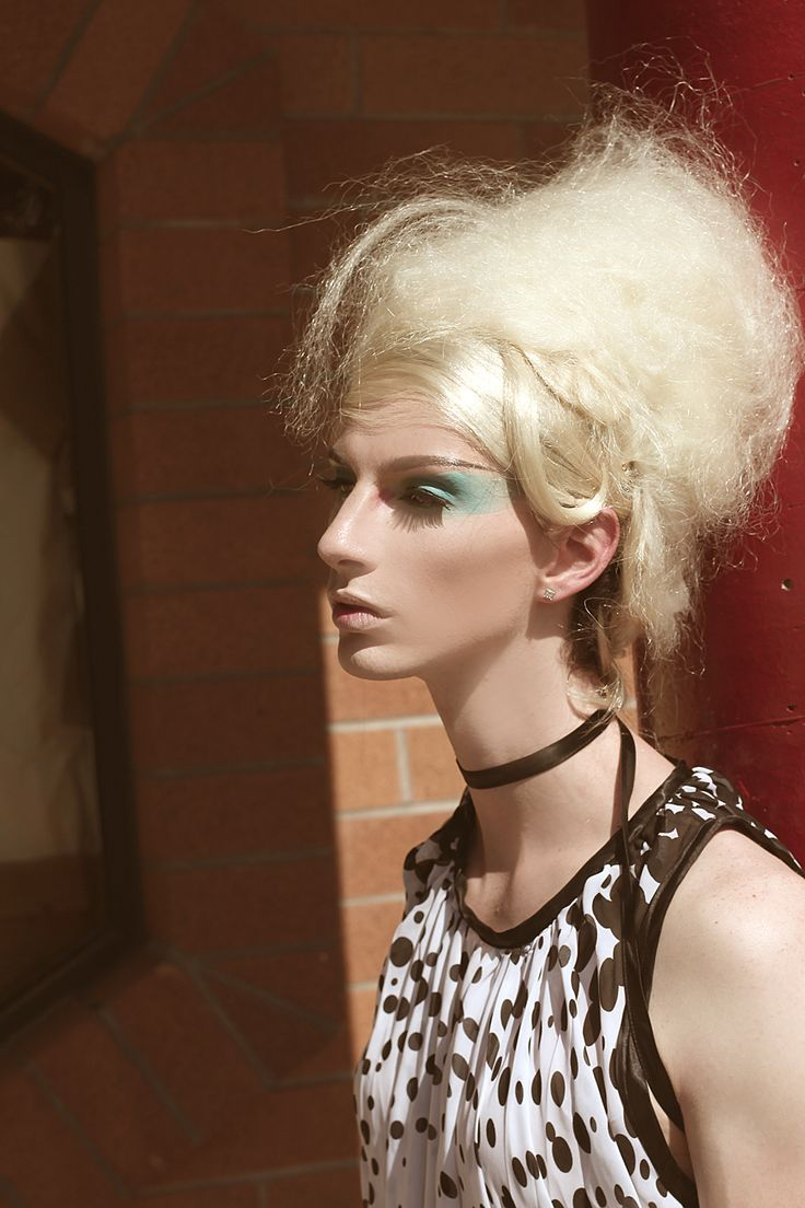 Model:Van Burnham Photographer:Choi Yee Joeyee Wong Hair:Jodi Vaughn Makeup:Nikki Schipper Wardrobe:Devon Yan-Berrong