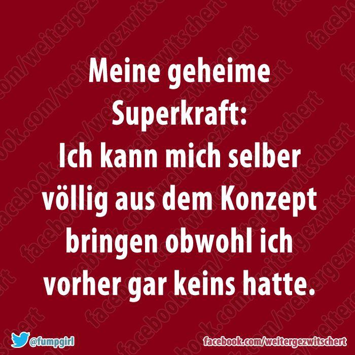 .Meine geheime Superkraft #quote