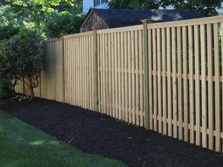 Shadow Box Fence Marblehead Ma Privacy Fences