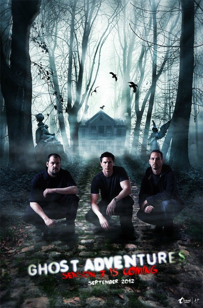 Ghost Adventures Marathon, this is probably gonna be why i pull an all nighter