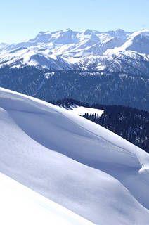 Ski Resort Rosa Khutor, Sochi, Russia