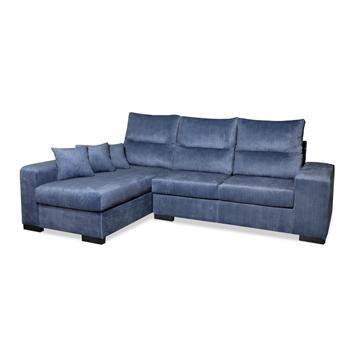 CHAISLONGUE 500 429€ más chaiselongue tapizado en telas de alta calidad. Medida: 225 cm. (Precio en la serie mas económica).
